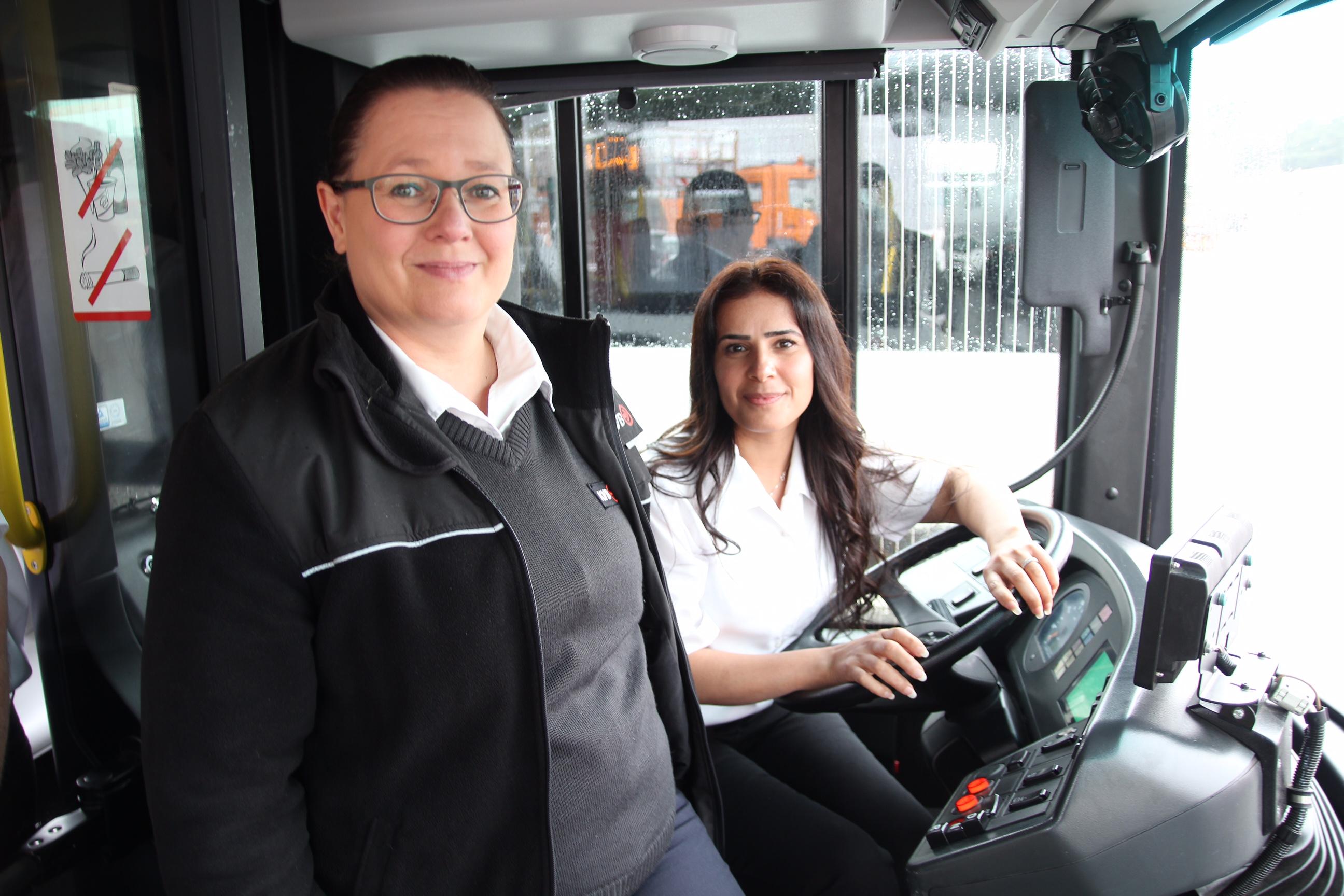 Kvb Busfahrer